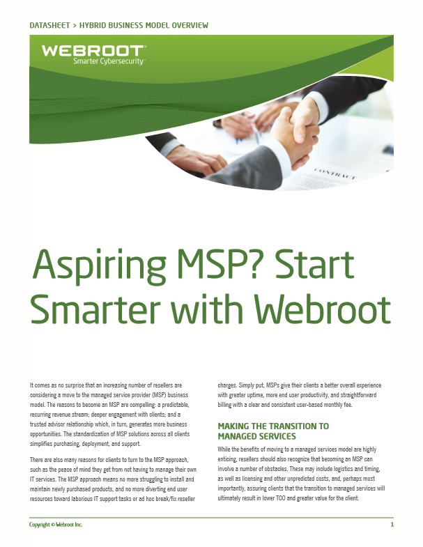 Aspiring MSP Start Smarter with Webroot Image.png
