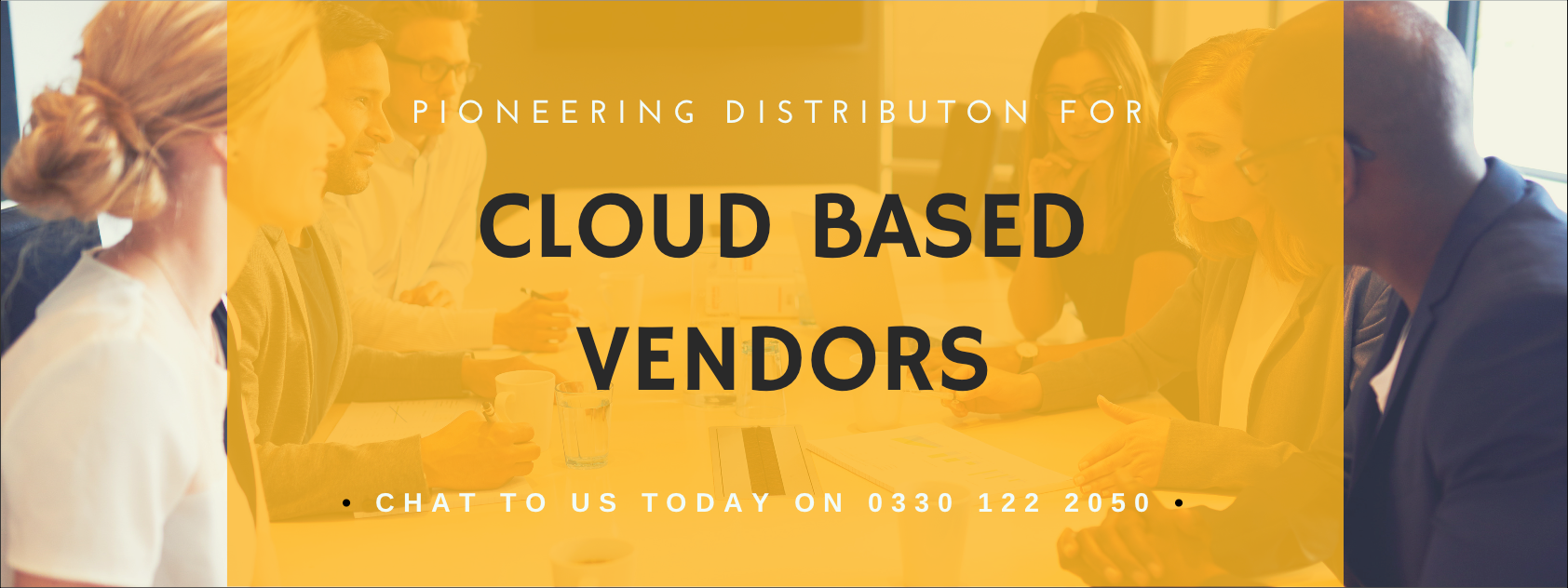 Pioneering Distribution for Cloud Based Vendors