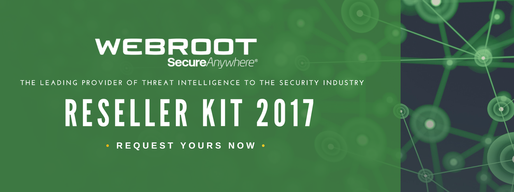 Request a Webroot Reseller Kit